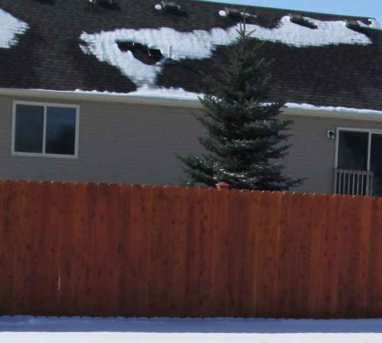 AFC Rochester - Wood Fencing, Solid Privacy