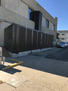 Los Angeles Welcomes Palmshield Mechanical Equipment
